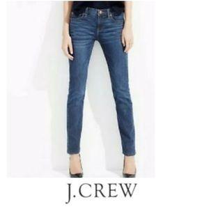 J. Crew Straight & Narrow Jeans